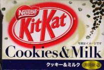 Kitkat_cookiesmilk